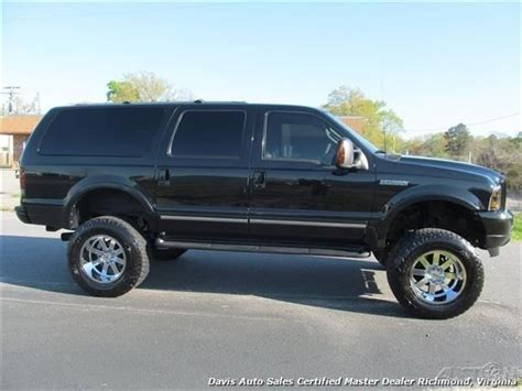 2003 Ford Excursion Limited 7.3 Power Stroke Turbo Diesel