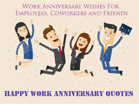 happy work anniversary quotes latest anniversary wishes