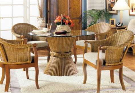 rattan kitchen furniture 22 best images about kitchen furniture dinette sets on