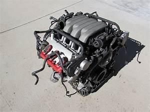 Audi Oem A4 B8 Engine Motor V6 3 2l Fsi Engine Id Cala
