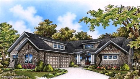 house plans  courtyard entry garage youtube