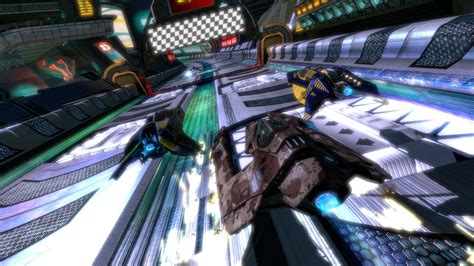 wipeout hd game ps3 wipe 2008 american race racing competition hexus shamelessly awful dictionary wiktionary reality gravity
