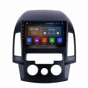 Hd Touchscreen For 2008 2009 2010 2011 Hyundai I30 Lhd