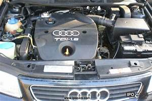 1999 Audi A3 19 TDI Ambiente Car Photo And Specs