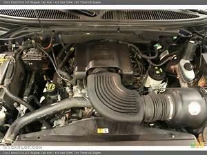 4 6 Liter Sohc 16v Triton V8 Engine For The 2003 Ford F150