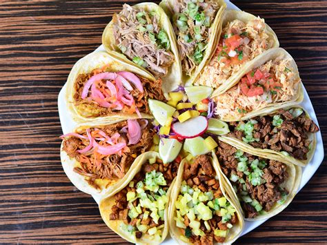 best of cuisine best restaurants in las vegas for tacos burritos