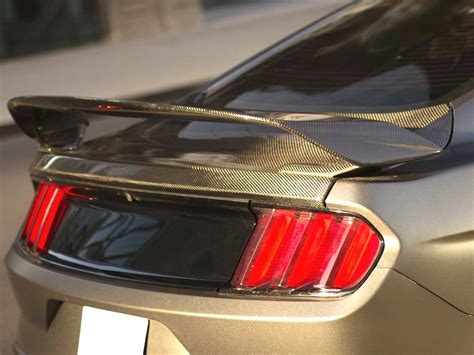 ford mustang type ar gt  style carbon fiber