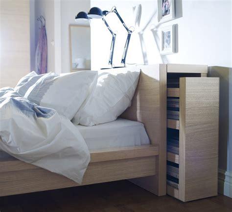 chambre 2 personnes ikea tete de lit avec rangement integre
