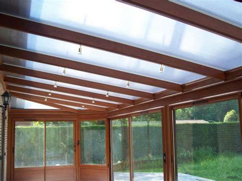 toiture pour veranda en polycarbonate plaque pour veranda wikilia fr
