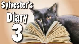 sylvester the talking cat sylvester s diary 3 talking kitty cat