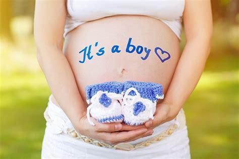 signs  symptoms  baby boy  pregnancy