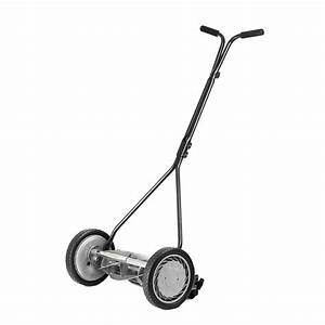American Lawn Mower Company 16 In  Manual Walk Behind Reel