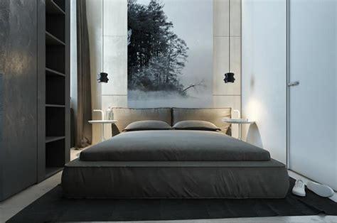 chambre design gris 50 nuances de gris pour une maison design design feria