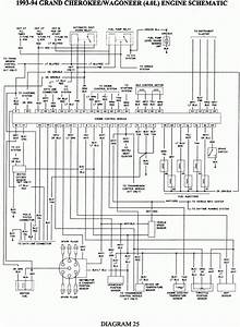 2004 Jeep Grand Cherokee Radio Wiring Diagram