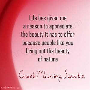 Good Morning Messages for Crush - Cards Wishes