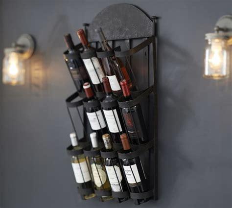 pottery barn wine rack vintners wall mount wine rack pottery barn