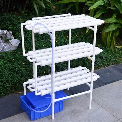 Hydroponic System Vegetable Kit Water Plant Garden