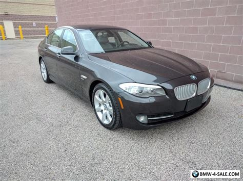 550i Bmw For Sale by 2011 Bmw 5 Series 550i For Sale In United States