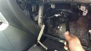 2013 Nissan Altima Sv   In-cab Air Filter Change