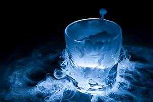 What Happens if You Touch Dry Ice?