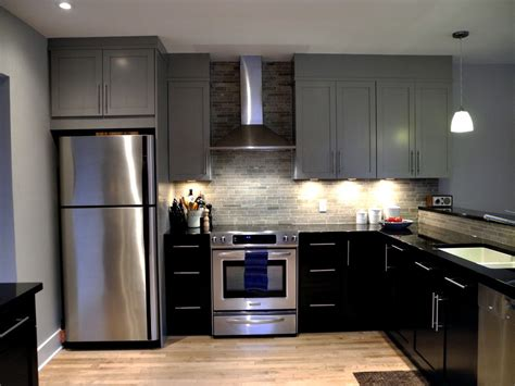 cuisine cuisine ouverte sur salon avec marron couleur