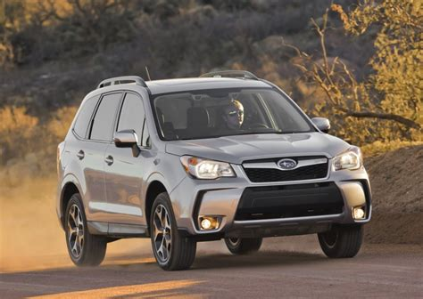 2014 Subaru Forester 20xt Turbo First Drive