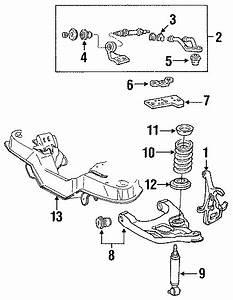 Ford Aerostar Arm Assembly