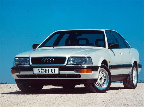 1988 Audi V8 Related Infomationspecifications Weili