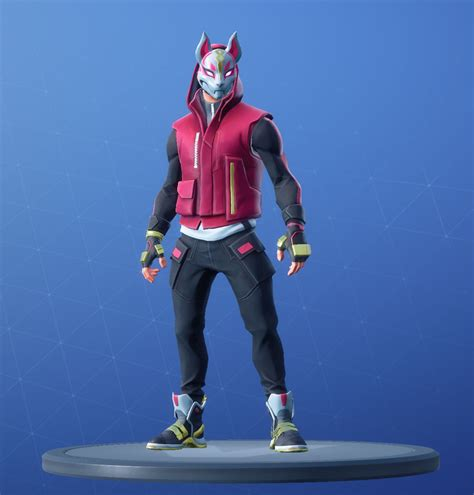 Fortnite Drift Skin - Character, PNG, Images - Pro Game Guides