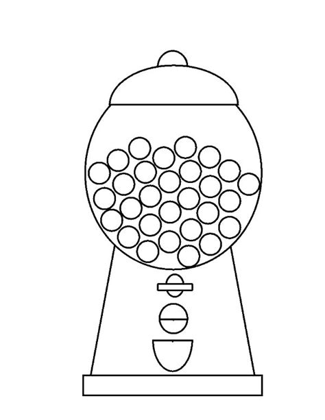 Best Gumball Machine Template Ideas And Images On Bing Find What