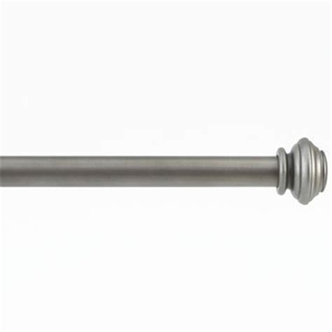 jcpenney curtain rods 46 best images about drapery rods on pewter