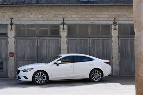 mazda car company all new mazda6 is a no compromise option for company car