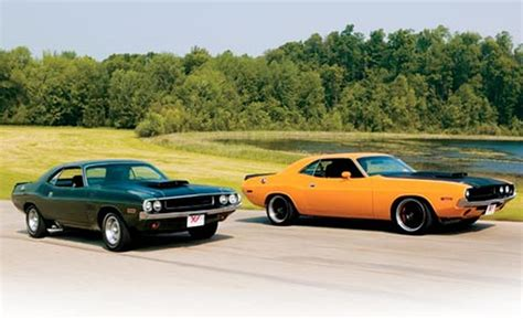 1970 Dodge Challenger Ta And Xv Dodge Challenger Dodge