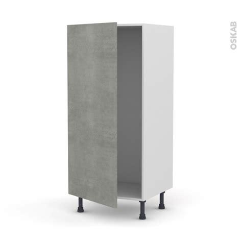 colonne de cuisine n 176 27 armoire frigo encastrable fakto