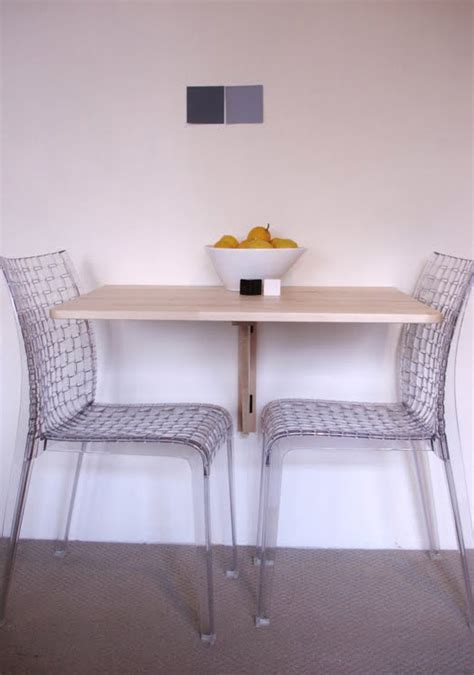 Fold Down Dining Table Wall Mounted Pictures