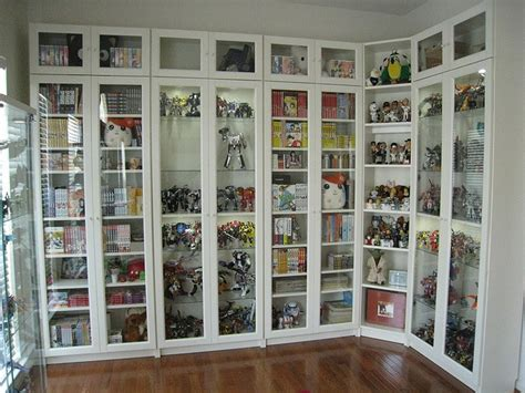 Billy Bookcases From Ikea, With Height Extensions And