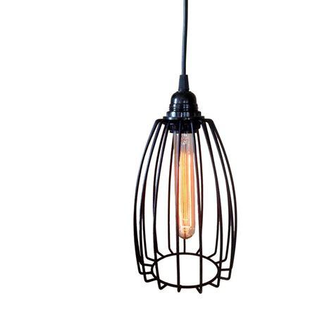 home depot edison lights xena black indoor edison pendant with bulb ld4058 the