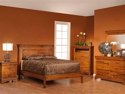 Vincennes Bedroom Furniture Set   Countryside Amish Furniture
