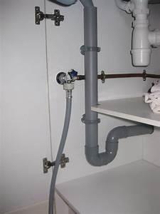 Brancher Une Machine à Laver : probleme installation machine laver ~ Melissatoandfro.com Idées de Décoration