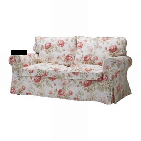 canapé ektorp ikea ikea ektorp sofa bed slipcover cover byvik multi floral
