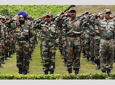 Why Indian Army, Navy and Air Force have Different Salutes