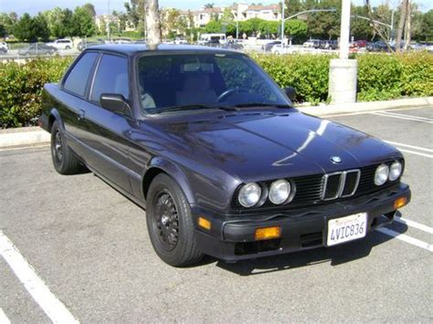 Purchase Used 1985 Bmw 325e E30, 2dr Coupe In Irvine