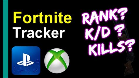 como usar  fortnite tracker pc xbox psn mobile