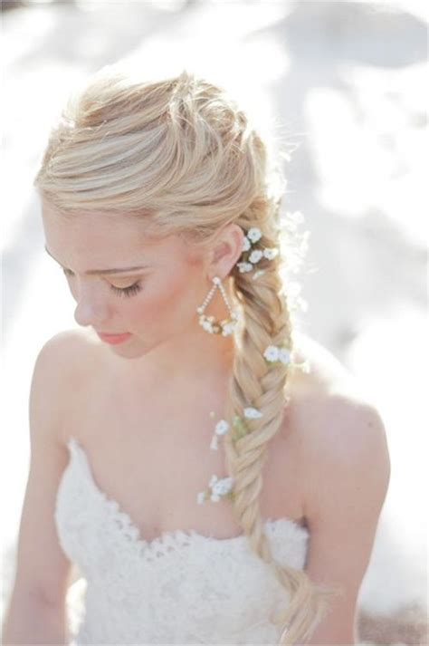 wedding braid long hairstyles how to