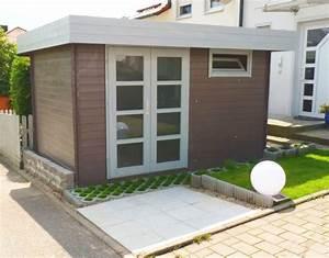 Modernes Gartenhaus Flachdach : 39 besten moderne flachdach gartenh user bilder auf pinterest flachdach gartenhaus g nstig ~ Sanjose-hotels-ca.com Haus und Dekorationen