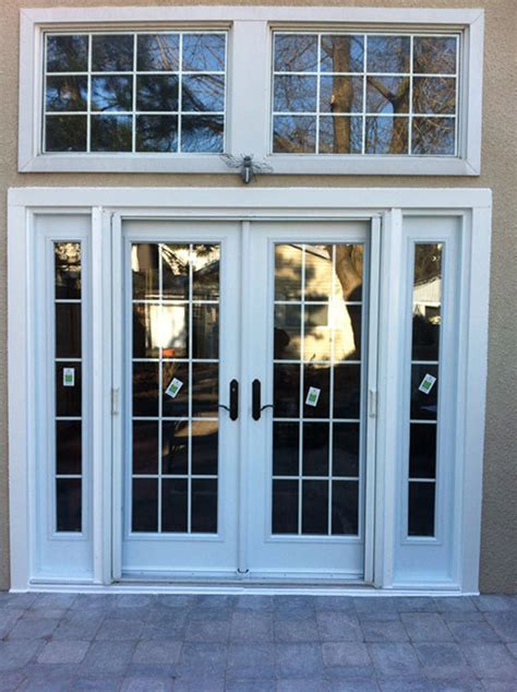 8 Foot Fiberglass Exterior Doors