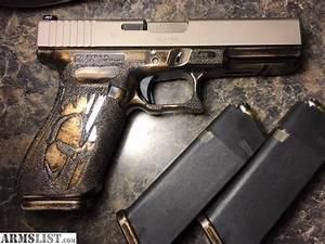 ARMSLIST - For Sale/Trade: Glock 21 Gen 4 Custom Molon Labe