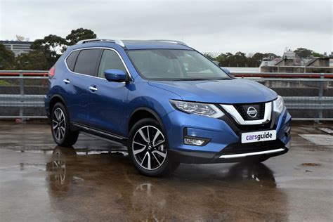 nissan  trail  review ti carsguide