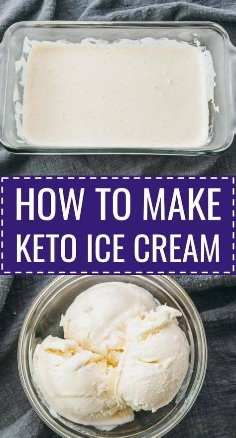 I ordered iced coffee with just heavy cream today and it kicked me out of ketosis. Learn how to make a creamy homemade vanilla ice cream with no sugar that's keto & low carb. It's ...