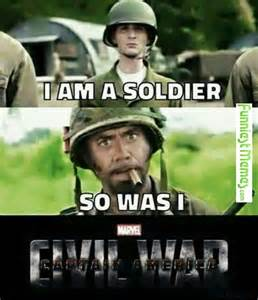Funny Soldier Memes